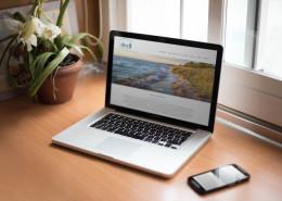 Dwell vacations WordPress theme customization