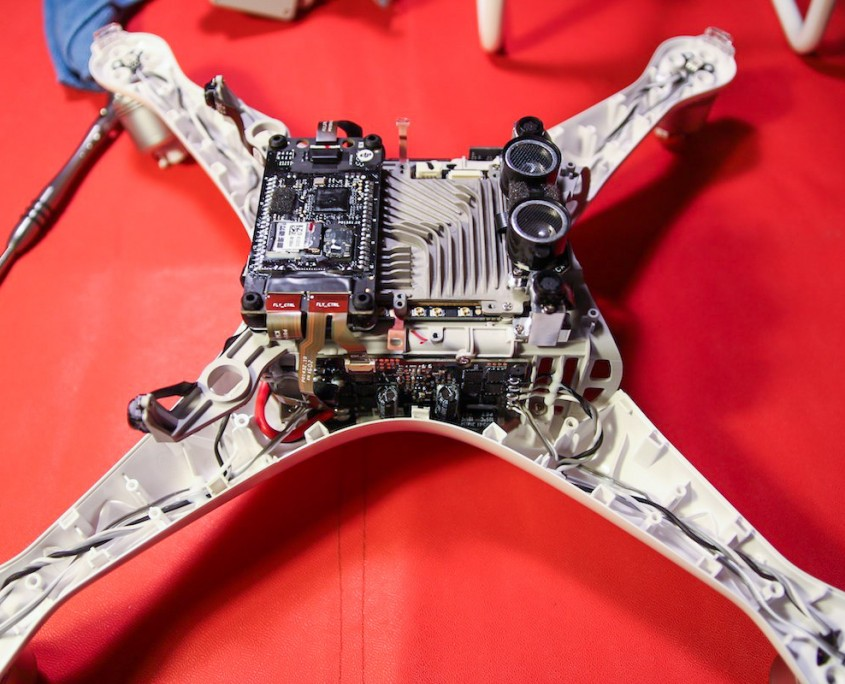 Phantom4 internals