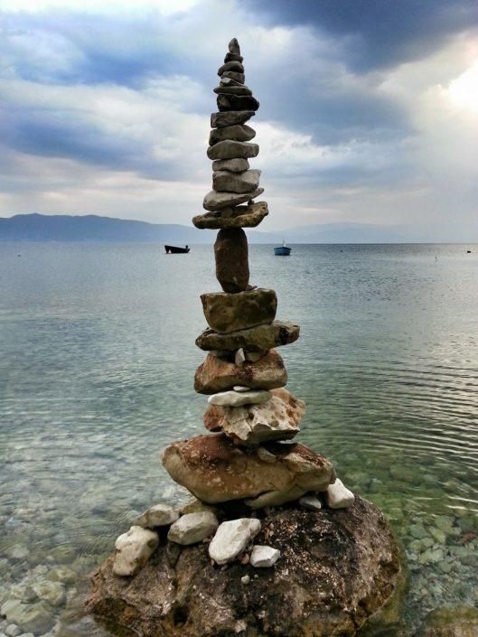 Tallest - stone balancing