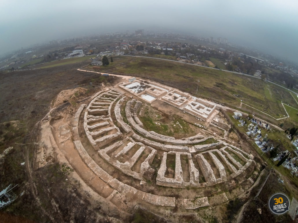 Skupi archaeological site