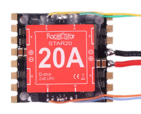 Racerstar Star20 4 in 1 ESC