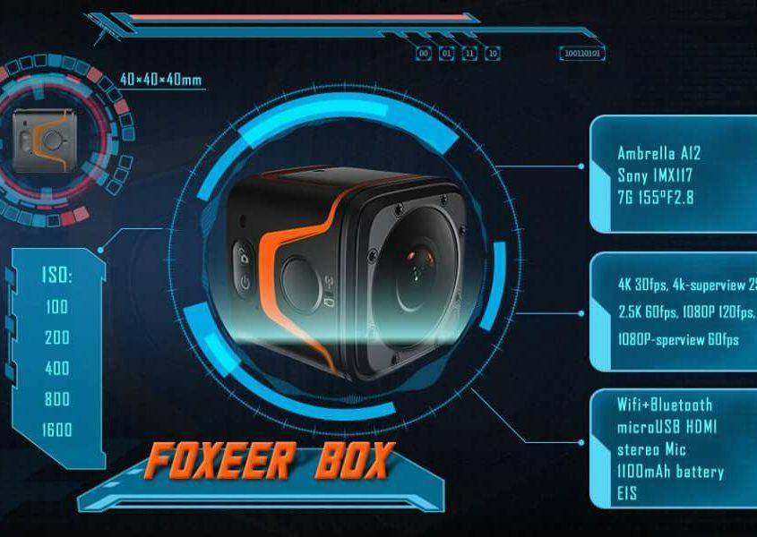 Foxeer Box