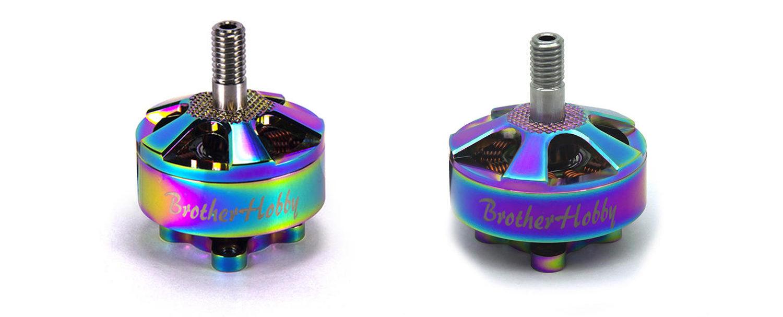 BrotherHobby Returner R6 motors