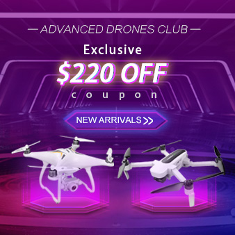 Up to $220 off for Drones