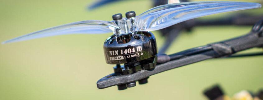 FlyWoo NIN 1404 II motor 2750Kv