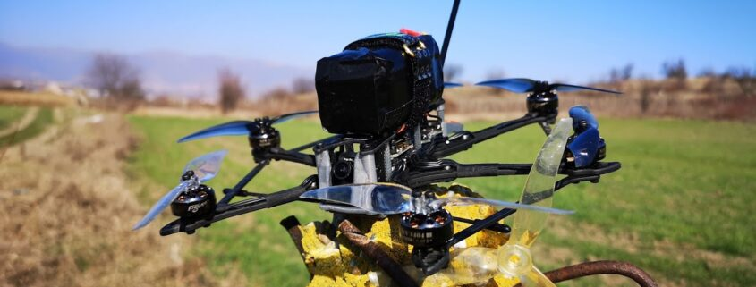 FlyWoo Hexplorer with LiIon battery