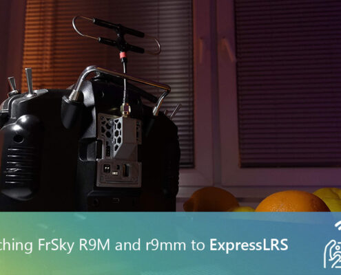 Switching FrSky R9M and r9mm to ExpressLRS